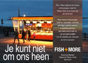 Advertentie A5 - FISH AND MORE