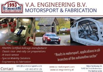 Advertentie A5 - V.A. Engineering B.V.
